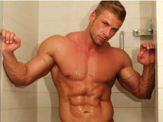 hotmuscles22 Porn Show